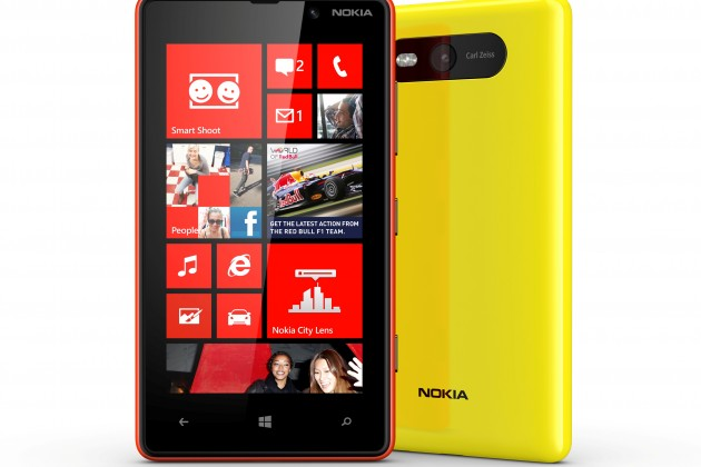 Конкурс от Nokia. Выиграй Lumia 820!