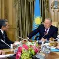 Назарбаев обсудил с Оторбаевым вопросы поставок электроэнергии