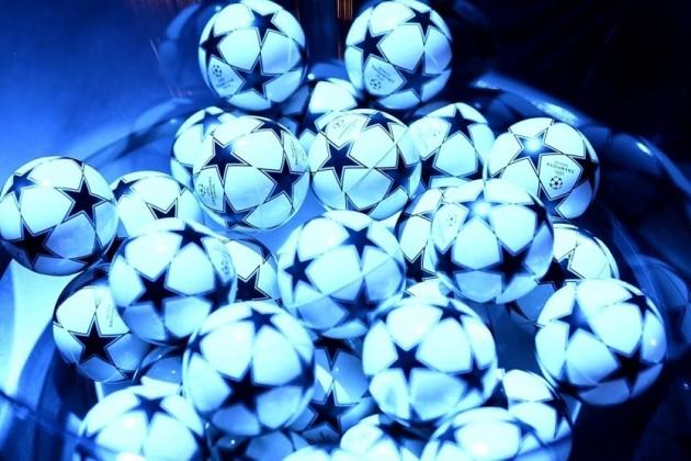 Состоялась жеребьевка групповой стадии Лиги чемпионов