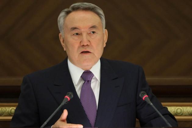 Назарбаев поздравил акимов с выборами