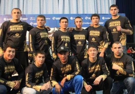 Astana Arlans разгромила Mexico Guerreros