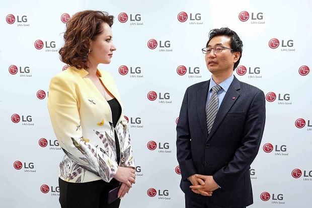 Умные инновации от LG