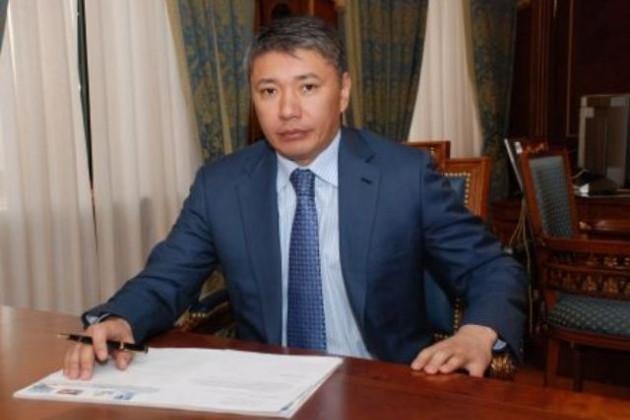 Талгат Ермегияев возглавил НК Астана ЭКСПО–2017