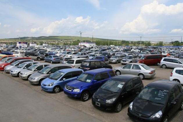 На учет поставлено свыше 40 тыс. автомобилей