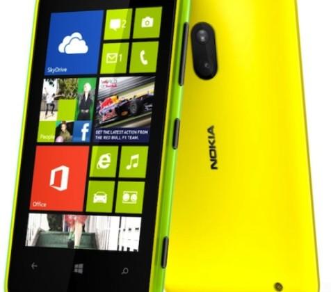 Nokia Lumia 620 защитили от пыли и воды