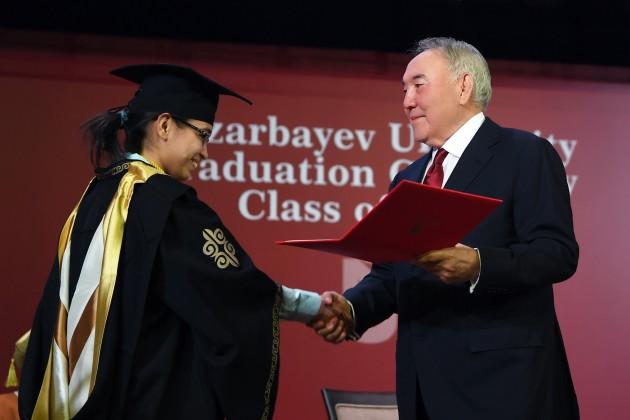 Елбасы: Бренд «Назарбаев Университет» стал широко узнаваем