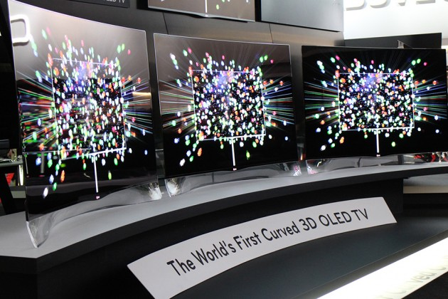 Samsung вышла из бизнеса OLED-телевизоров