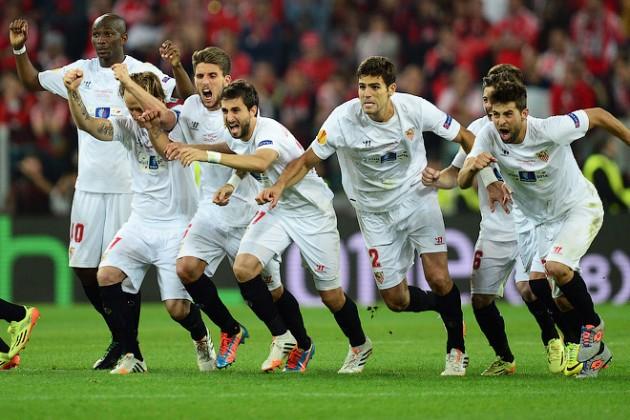 «Севилья» выиграла Лигу Европы