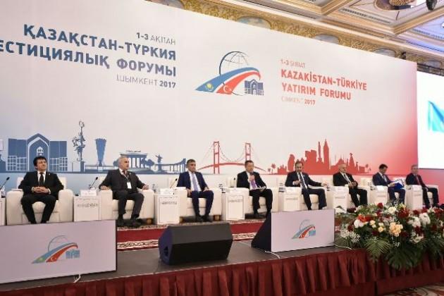 ВШымкенте проходит казахстанско-турецкий инвестиционный форум