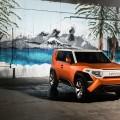Toyota представила насуд общественности новый концепт FT-4X