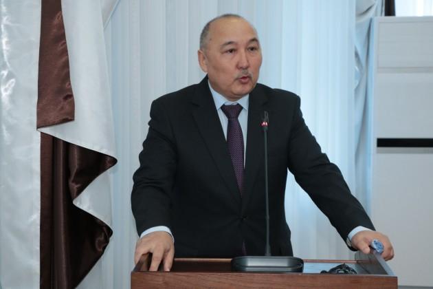 Кандидатом в Президенты от Федерации профсоюзов стал Амангельды Таспихов