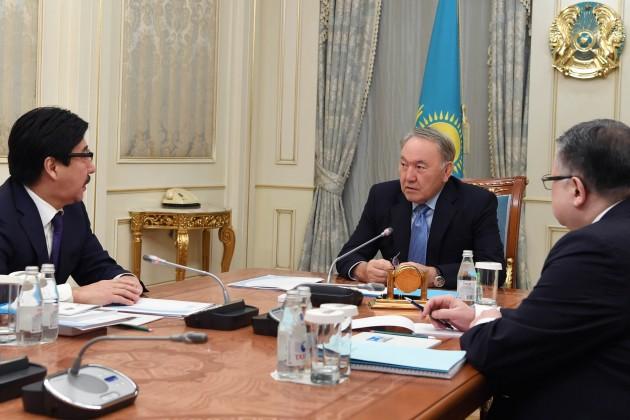 Ректор КазНУ рассказал Президенту отрансформации вуза