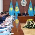 Нурсултан Назарбаев доволен работой Ерлана Сагадиева и Елжана Биртанова