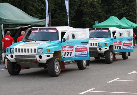 Казахстанские гонщики готовы к ралли «Шёлковый путь»