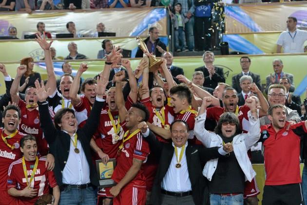 В Ньоне состоялась жеребьёвка элитного раунда Кубка УЕФА по мини-футболу