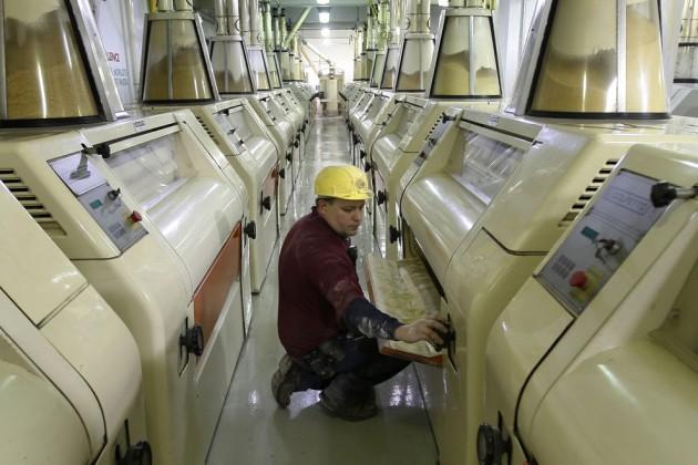 В экономике в январе были заняты 8,5 млн. человек