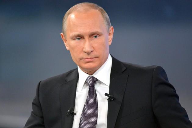 Президент России выразил соболезнования в связи с терактом в Актобе