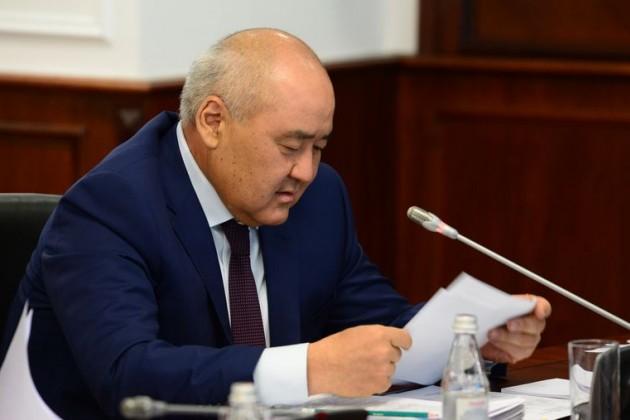 Умирзак Шукеев дал поручения по развитию региона