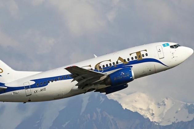 SCAT прокомментировал происшествие ваэропорту Алматы