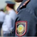 Полицейские вымогали у сотрудника банка 1 млн тенге