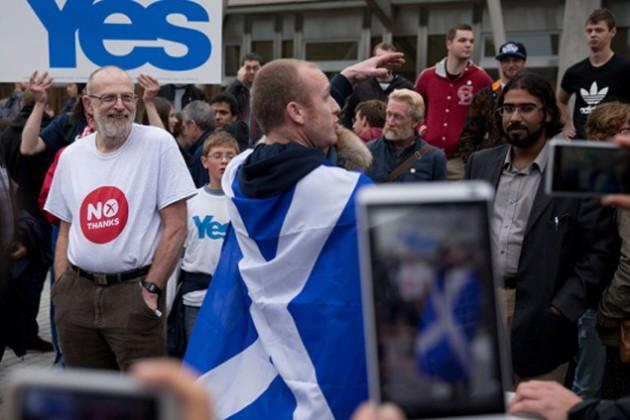 Лондон обманул шотландцев