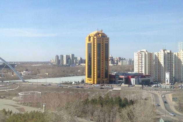 Став столицей, Астана дала работу 60 тыс. безработным