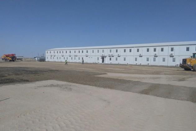 Информация о ситуации в вахтовом поселке Тенгиз Атырауской области