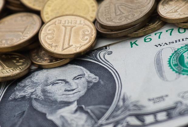 Занеделю нацвалюта смогла отыграть удоллара всего 3тенге