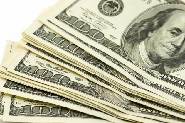 Вечерняя сессия: 274,72 тенге за доллар
