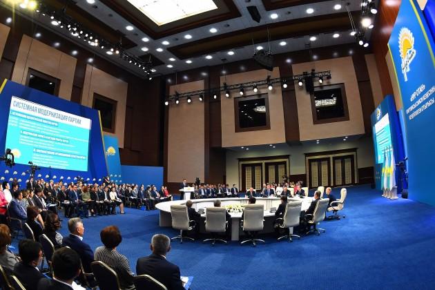 Президент: Стабильность страны зависит отбизнеса