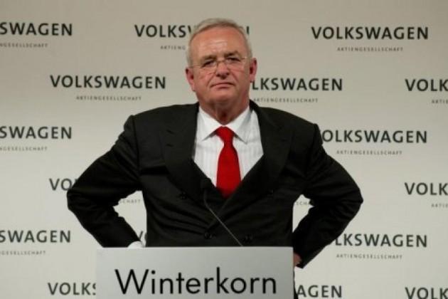 Экс-главе Volkswagen грозит 25лет тюрьмы вСША