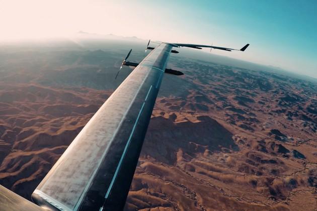Facebook закрывает проект раздачи интернета дронами