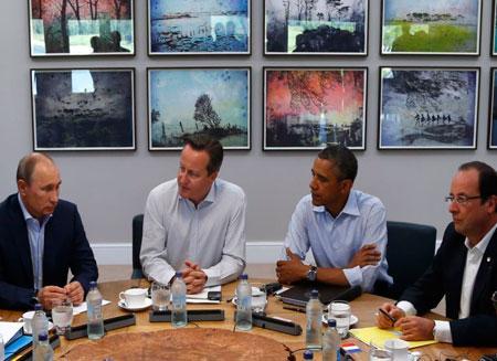 G8 объявила войну неплательщикам налогов