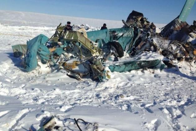 Расследование по факту крушения Ан-2 еще не завершено