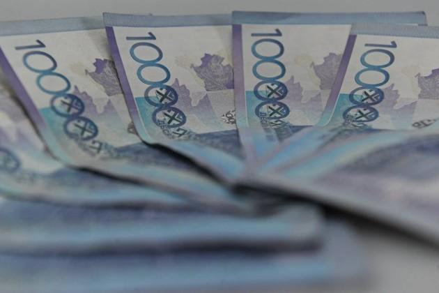 Надепозитах размещено 400млрд тенге пенсионных активов