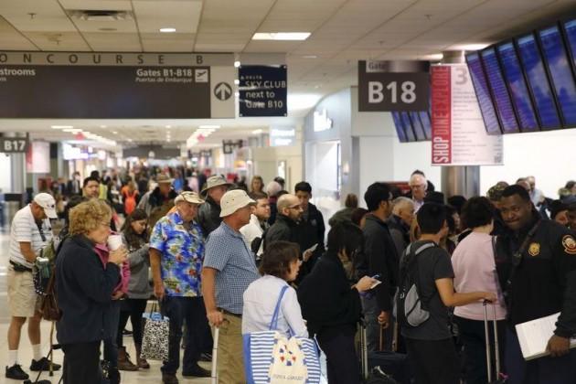 Аэропорт Атланты признан крупнейшим вмире попассажиропотоку