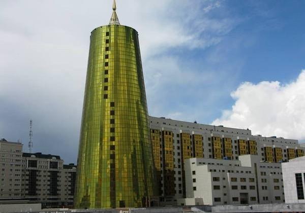 ФНБ Самрук-Казына подал иск на свою дочку