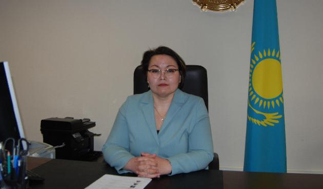Анар Абылкасова стала председателем Комитета науки