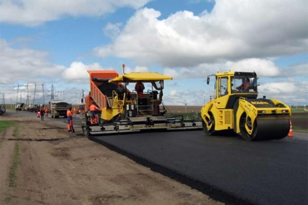 На строительство дорог до 2017 года направят свыше 1 трлн тенге