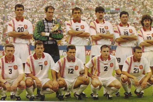 Испания сыграет с Голландией в несчастливой форме