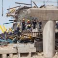 Обнаружено тело рабочего, погибшего в результате обрушения моста