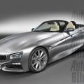 BMW Z4 поженят с Toyota