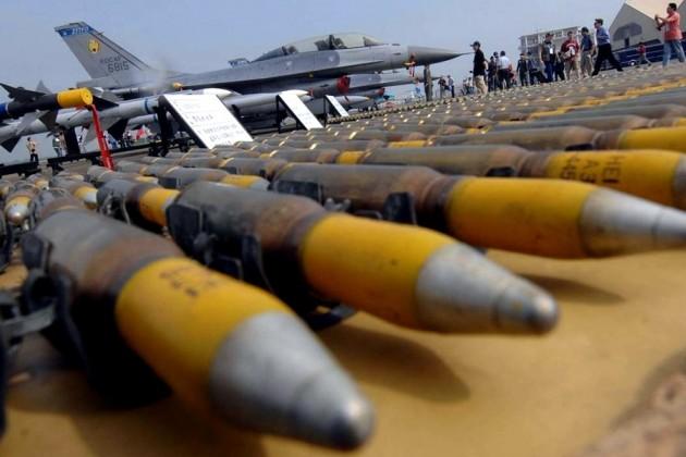 Рост закупок Эр-Риядом привел к скачку на мировом рынке вооружений