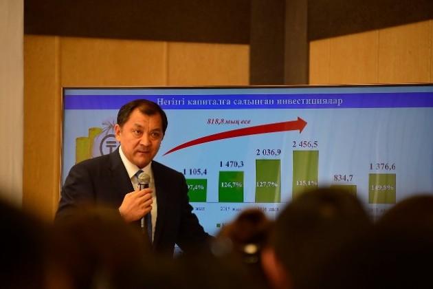 Аким Атырауской области назвал основные качества госслужащего