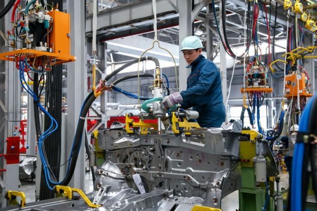 В Казахстане произвели транспортных средств на 198 млрд тенге