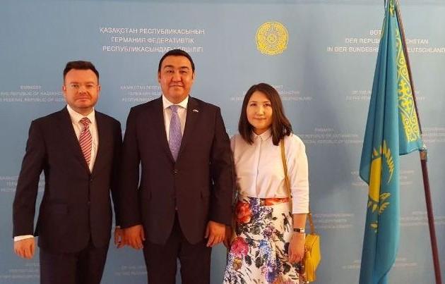 Страховые рынки Германии иКазахстана укрепят сотрудничество