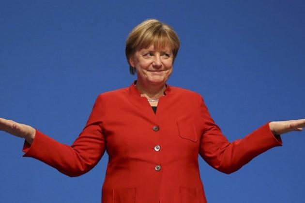 Ангела Меркель хочет оставаться канцлером до2021года