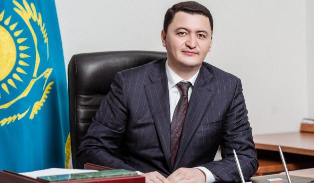 Камалжан Надыров стал вице-министром здравоохранения