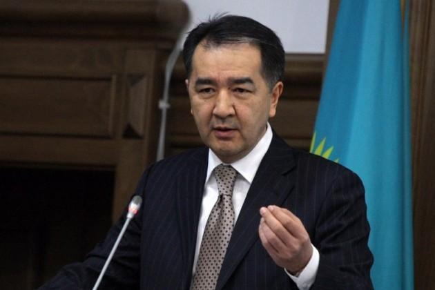 Бакытжан Сагинтаев: Трагедия вКемерово должна послужить для нас уроком