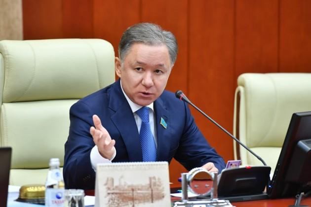 Нурлан Нигматулин призвал принимать конкурентные ипрагматичные законы